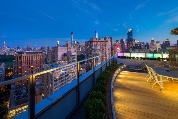 1.5 Roof Terrace