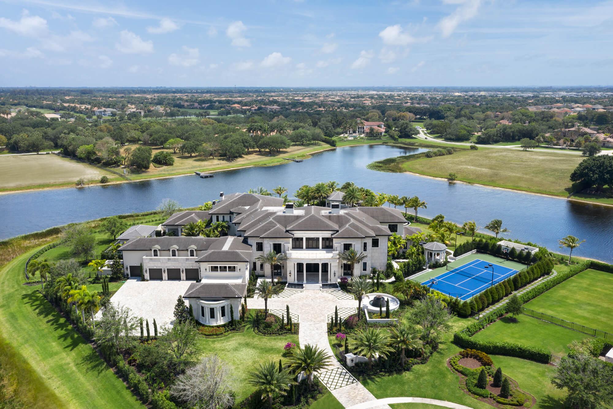 Rockybrook Estate – Incredible resort-style living in Delray Beach, Florida