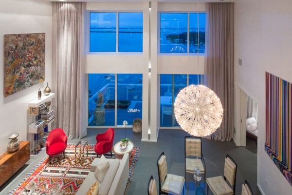 Grand Venetian penthoue for Louise Sunshine photo by Robin Hill (c) HI RES (5)