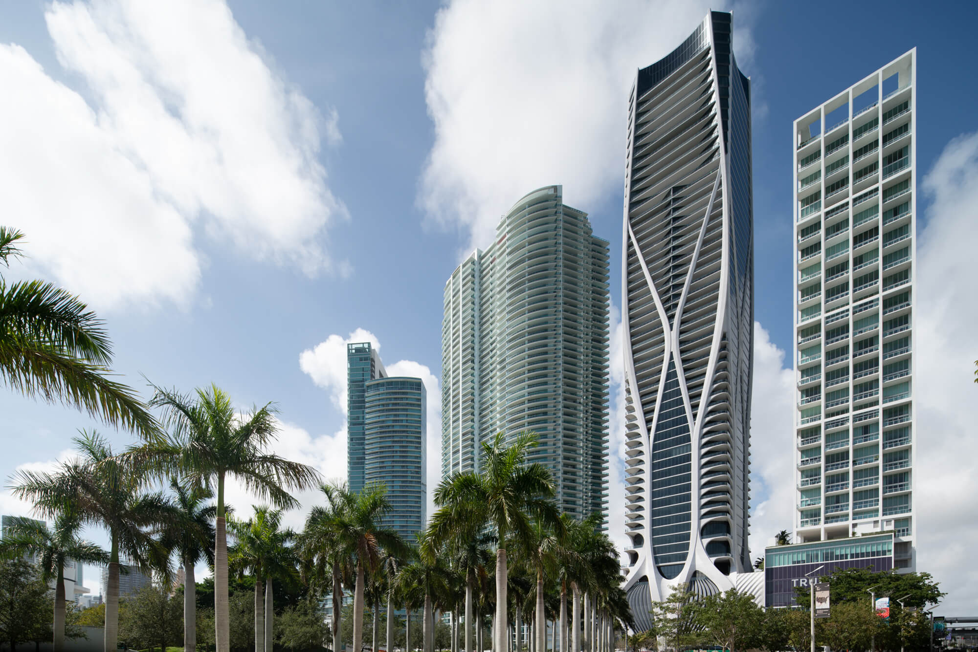 One Thousand Museum, Miami's Newest Luxury Tower